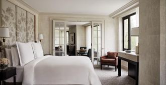 波士顿四季酒店 - 波士顿 - 睡房
