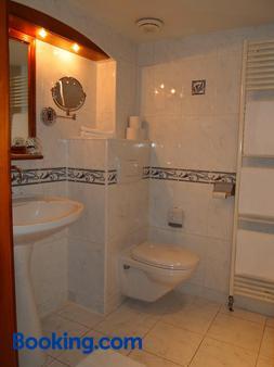 奥瑟夫多尔餐厅酒店 - 斯特拉斯堡 - 浴室