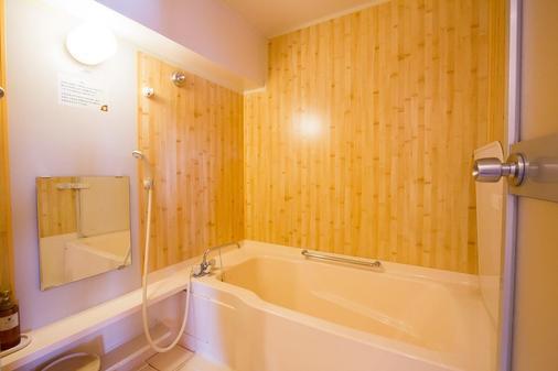 成田赫迪斯达酒店 - 成田市 - 浴室