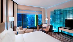 广州W酒店 - 广州 - 睡房