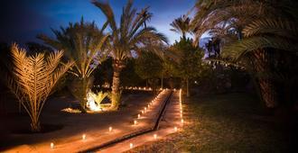 卡萨查巴酒店 - 马拉喀什 - 户外景观