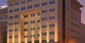 迪拜韩亚酒店 - 迪拜 - 建筑