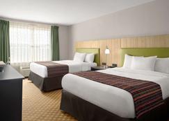 葛底斯堡江山旅馆及套房 - 盖茨堡 - 睡房