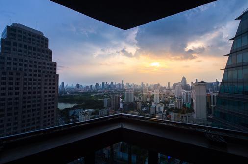 曼谷欧陆酒店 - 曼谷 - 阳台