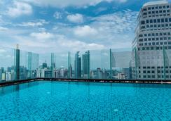曼谷欧陆酒店 - 曼谷 - 游泳池