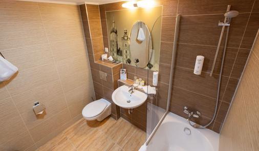 银河酒店 - 克拉科夫 - 浴室