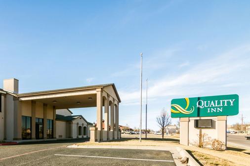 韦斯特医学中心品质酒店 - 阿马里洛 - 建筑