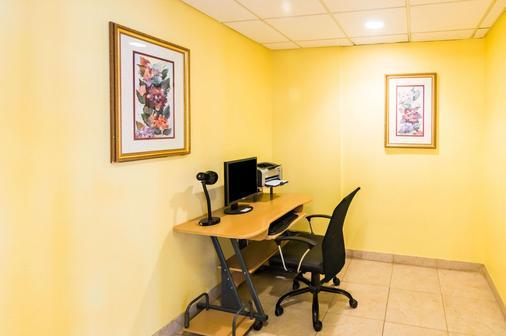 韦斯特医学中心品质酒店 - 阿马里洛 - 商务中心