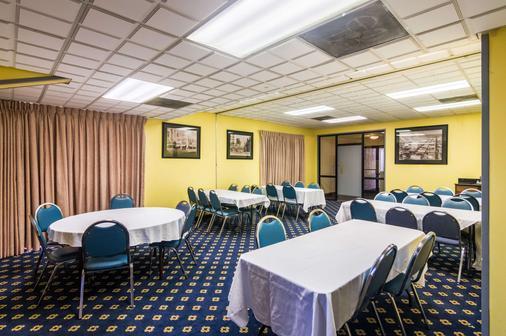 韦斯特医学中心品质酒店 - 阿马里洛 - 会议室