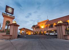 甘达拉酒店 - 埃莫西约 - 建筑