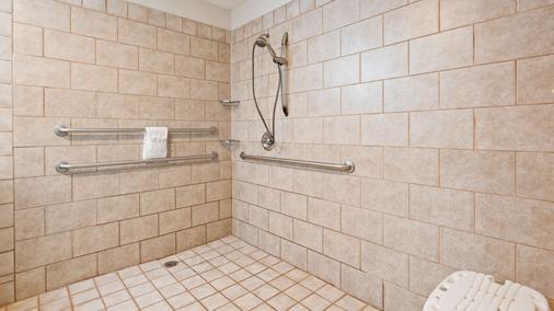 Kci东堪萨斯城机场贝斯特韦斯特酒店 - 堪萨斯城 - 浴室
