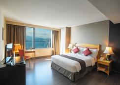 香港华大盛品酒店 - 香港 - 睡房