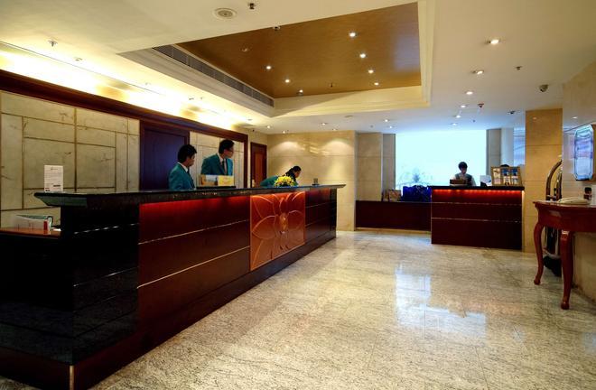 香港华大盛品酒店 - 香港 - 柜台