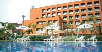 阿巴花园酒店 - 巴塞罗那 - 建筑