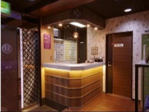 汤岛胶囊旅馆-仅限男性 - 东京 - 柜台