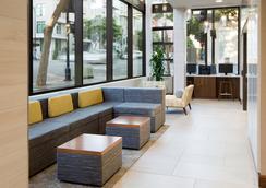 贝斯特韦斯特Plus海边酒店 - 圣地亚哥 - 大厅
