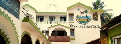 威廉海滩度假村 - 柯瓦 - 建筑