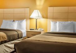 瀑布北伊克诺旅店 - 尼亚加拉瀑布 - 睡房
