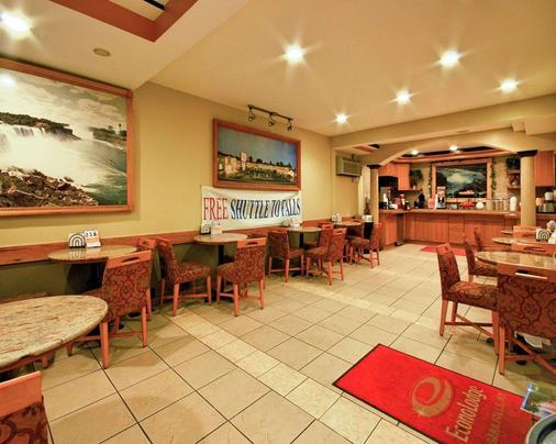 瀑布北伊克诺旅店 - 尼亚加拉瀑布 - 酒吧