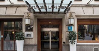 加泰罗尼亚佩德罗拉酒店 - 巴塞罗那 - 建筑