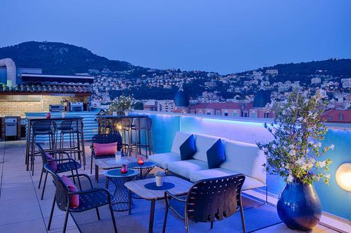 Nh尼斯酒店 - 尼斯 - 阳台