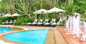 新加坡香格里拉大酒店 - 新加坡 - 游泳池