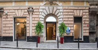 贝斯特韦斯特波尔托安蒂科酒店 - 热那亚 - 建筑