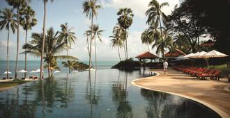苏梅岛贝尔蒙德纳帕赛酒店 - 苏梅岛 - 户外景观