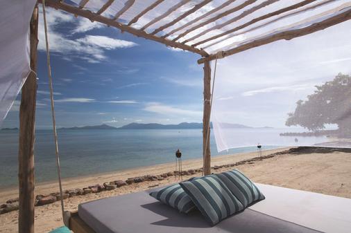 苏梅岛贝尔蒙德纳帕赛酒店 - 苏梅岛 - 海滩