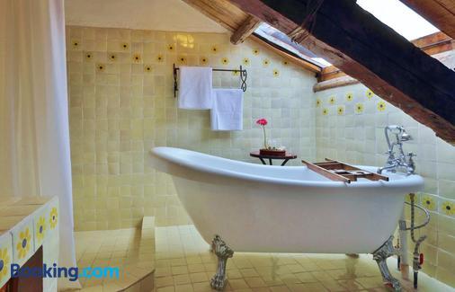 卡萨维亚酒店 - 圣克里斯托瓦尔-德拉斯卡萨斯 - 浴室