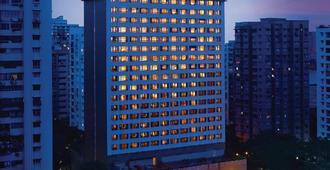 泰姬陵旁维安塔总统酒店 - 孟买 - 建筑