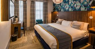 爱丁堡凯恩酒店 - 爱丁堡 - 睡房