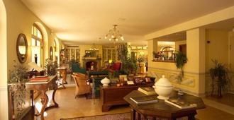 圣卢卡酒店 - 斯波莱托 - 大厅