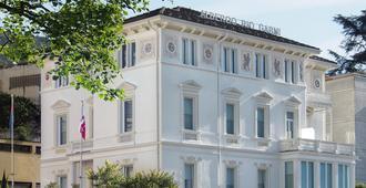 里约伽尼酒店 - 洛迦诺 - 建筑