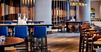 铂尔曼旧金山湾酒店 - 红木城 - 餐馆
