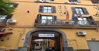 巴巴托酒店 - 那不勒斯 - 建筑