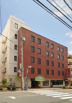 花式商务酒店 - 热海市 - 建筑