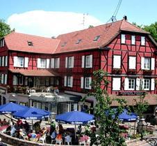 红色庄园餐厅酒店