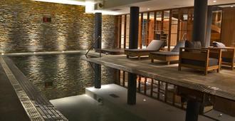 波托布西奥酒店 - 蒙得维的亚 - 游泳池