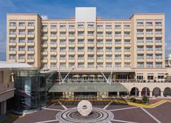 美术馆广场韦拉克鲁斯酒店 - 博卡-德尔里奥 - 建筑