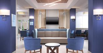 查塔努加 市中心智选假日套房酒店 - 查塔努加 - 休息厅