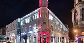 中央酒店 - 萨拉热窝 - 建筑