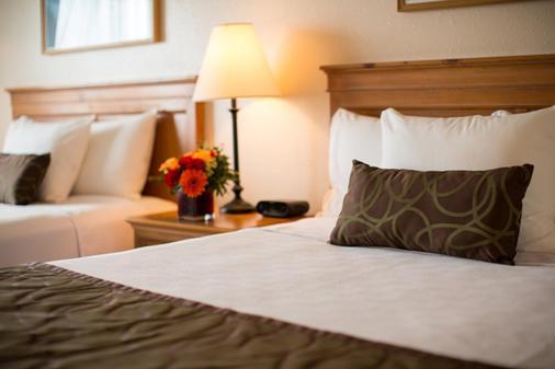 海岸国际酒店 - 安克雷奇 - 睡房