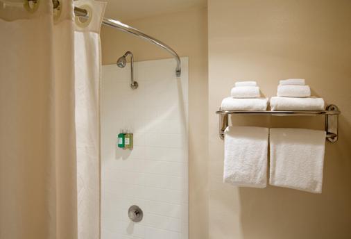 海岸国际酒店 - 安克雷奇 - 浴室