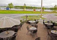 海岸国际酒店 - 安克雷奇 - 餐馆