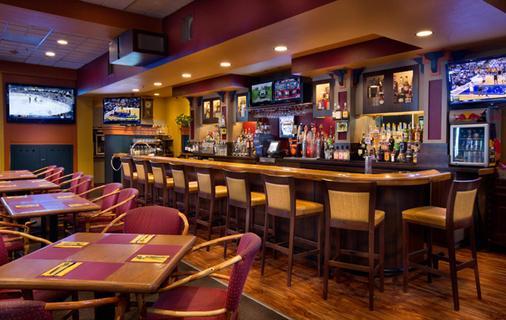 海岸国际酒店 - 安克雷奇 - 酒吧