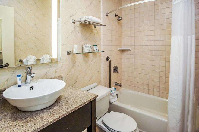 蒙特里红狮酒店 - 蒙特雷 - 浴室