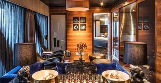 海德拉巴公园酒店 - 海得拉巴 - 休息厅