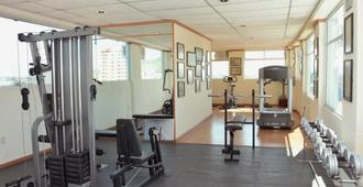 卡佩斯瑞旅馆酒店 - 利昂 - 健身房