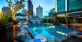 瑞士公园酒店 - 曼谷 - 游泳池